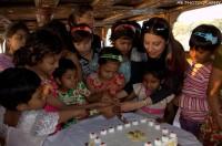 Kolkata Ferry Cruise Party Cake Cutting