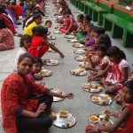 lunch for 150 children POW Kol 2 Nov 14